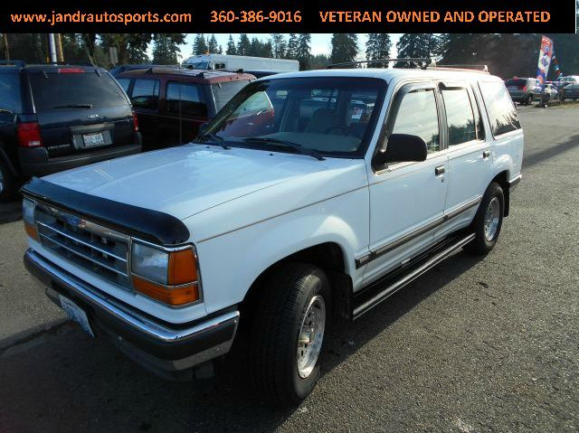 Used 1991 ford explorer for sale for Paul christensen motors vancouver inventory