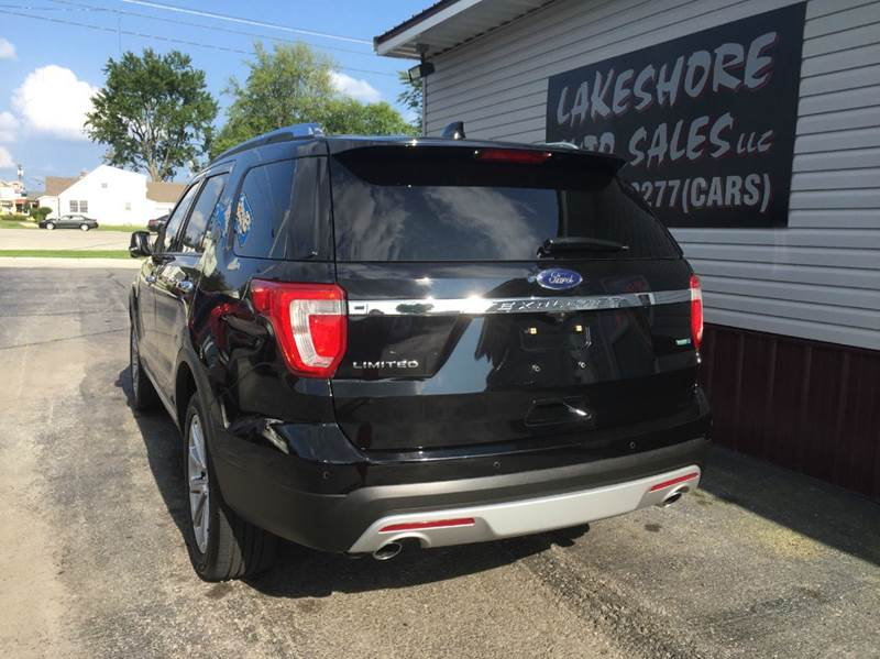 2016 Ford Explorer AWD Limited 4dr SUV - Celina OH
