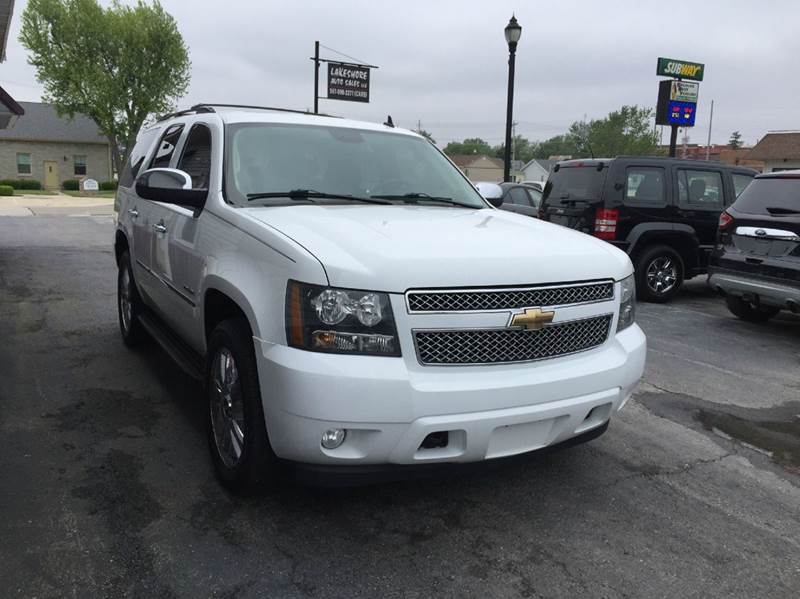 2009 Chevrolet Tahoe 4x4 LTZ 4dr SUV - Celina OH
