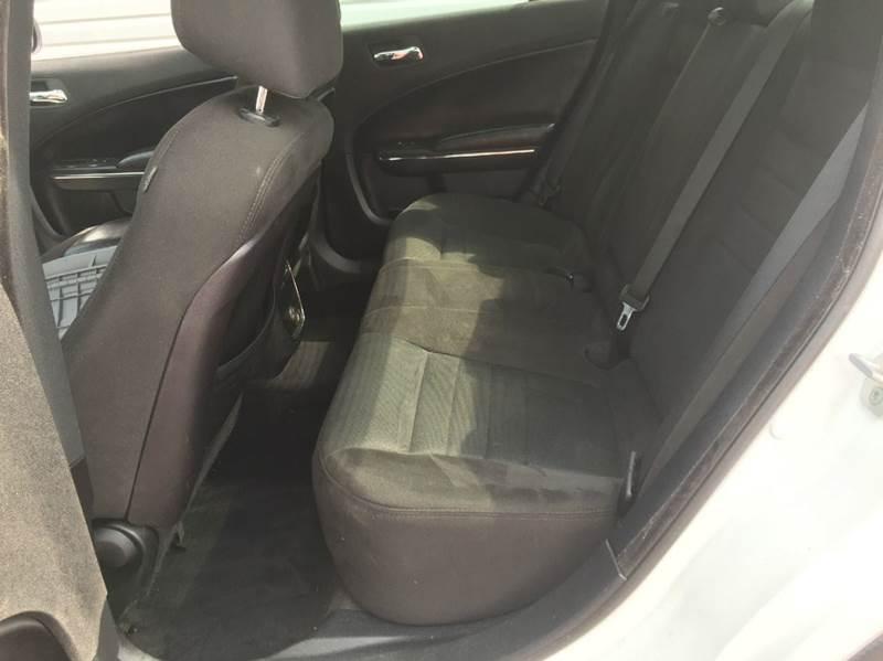2012 Dodge Charger SE 4dr Sedan - Celina OH