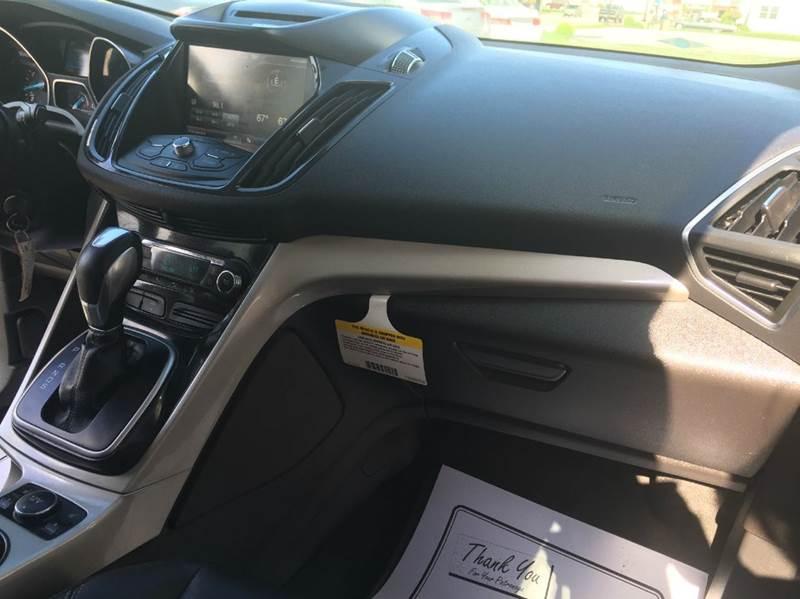 2013 Ford Escape AWD SEL 4dr SUV - Celina OH