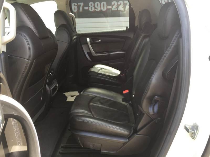 2008 GMC Acadia SLT-2 4dr SUV - Celina OH