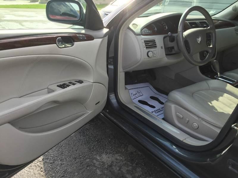 2010 Buick Lucerne CXL Premium 4dr Sedan - Celina OH