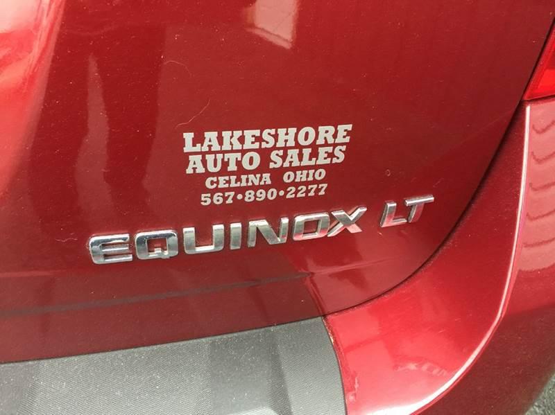 2010 Chevrolet Equinox AWD LT 4dr SUV w/1LT - Celina OH