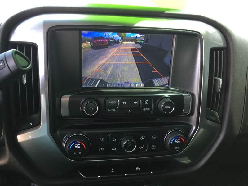2014 Chevrolet Silverado 1500 4x4 LT 4dr Crew Cab 5.8 ft. SB - Celina OH