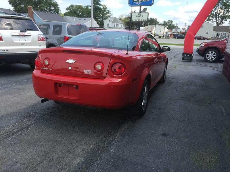 2006 Chevrolet Cobalt LS 2dr Coupe - Celina OH