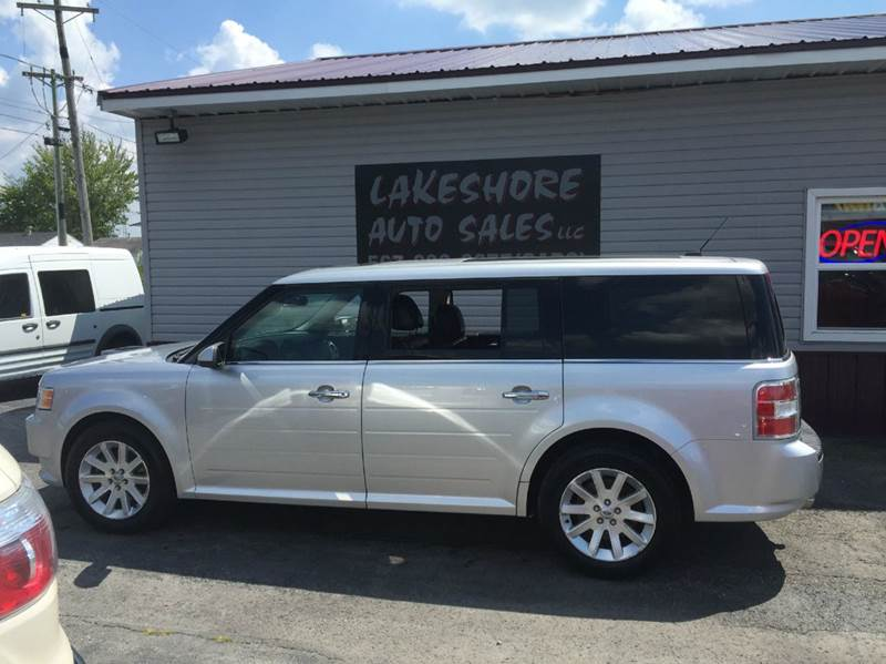 2010 Ford Flex AWD SEL 4dr Crossover - Celina OH