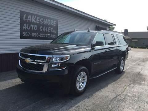 2017 Chevrolet Suburban for sale in Celina, OH