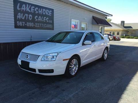 2009 Mercury Milan for sale in Celina, OH