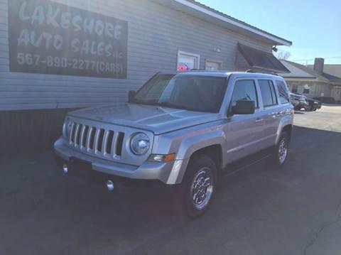 2012 Jeep Patriot for sale in Celina, OH