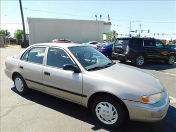 2000 Chevrolet Prizm for sale in Kennewick, WA