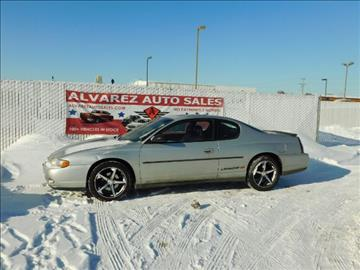 2000 Chevrolet Monte Carlo for sale in Kennewick, WA