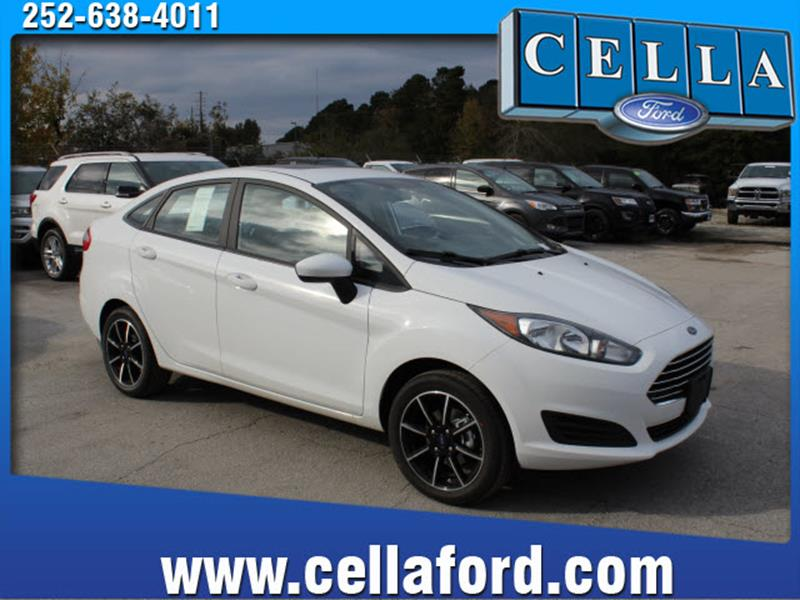 Ford Fiesta For Sale In North Carolina