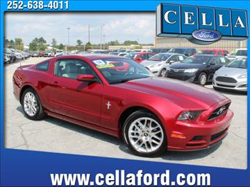 2014 Ford Mustang for sale in New Bern NC