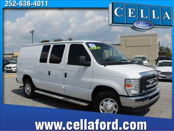 2014 Ford E-Series Cargo for sale in New Bern NC