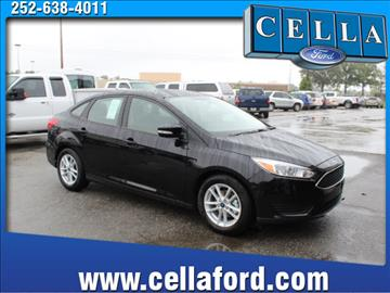 2017 Ford Focus for sale in New Bern, NC