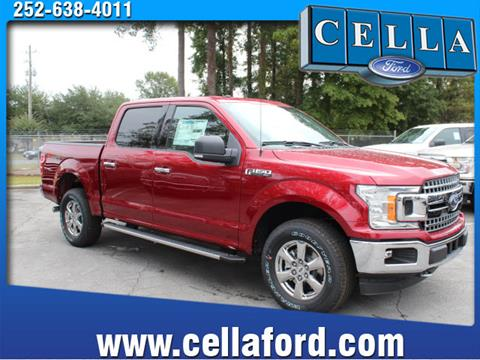 2018 Ford F-150 for sale in New Bern NC