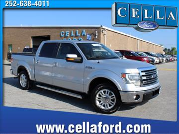 2013 Ford F-150 for sale in New Bern NC
