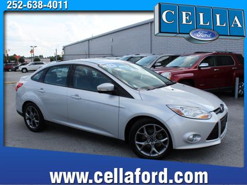 2014 Ford Focus for sale in New Bern NC