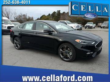 2017 Ford Fusion for sale in New Bern, NC