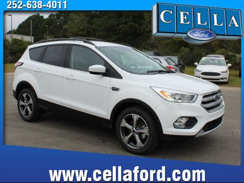 2017 Ford Escape for sale in New Bern NC