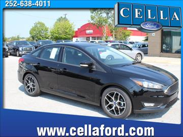 2017 Ford Focus for sale in New Bern NC