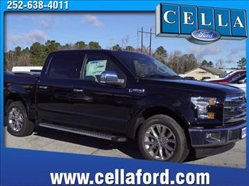 2017 Ford F-150 for sale in New Bern NC