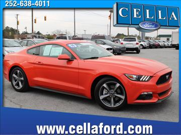 2016 Ford Mustang for sale in New Bern, NC