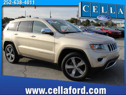 2014 Jeep Grand Cherokee for sale in New Bern NC