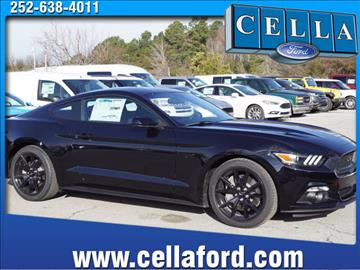 2017 Ford Mustang for sale in New Bern, NC