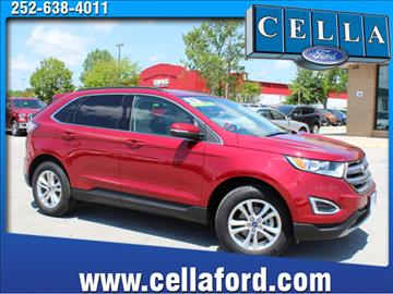 2015 Ford Edge for sale in New Bern NC
