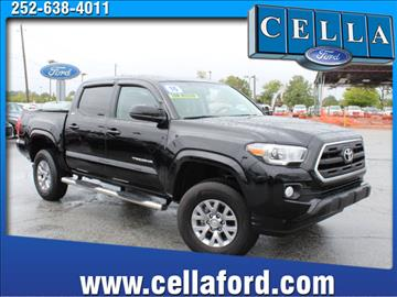 2016 Toyota Tacoma for sale in New Bern NC