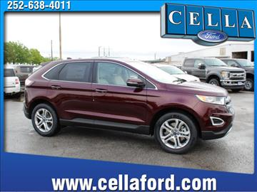 2017 Ford Edge for sale in New Bern NC