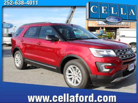 2017 Ford Explorer for sale in New Bern, NC
