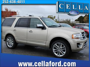 2017 Ford Expedition for sale in New Bern NC