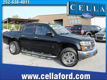 2009 GMC Canyon for sale in New Bern NC