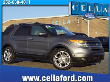 2012 Ford Explorer for sale in New Bern, NC