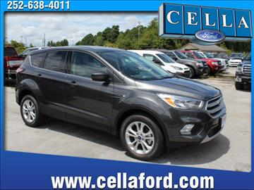 2017 Ford Escape for sale in New Bern, NC