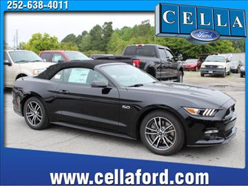 2017 Ford Mustang for sale in New Bern NC
