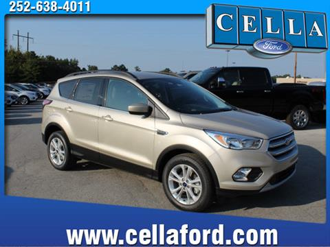2018 Ford Escape for sale in New Bern, NC