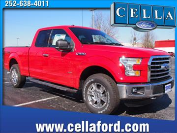 2016 Ford F-150 for sale in New Bern, NC