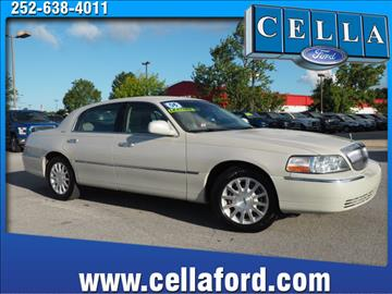 2006 Lincoln Town Car for sale in New Bern, NC