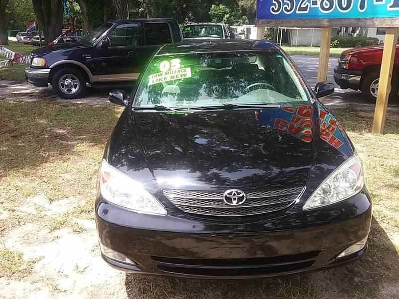 2003 Toyota Camry