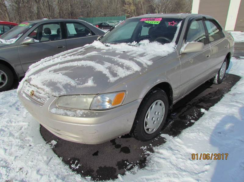 1998 Toyota Camry CE 4dr Sedan - Akron OH