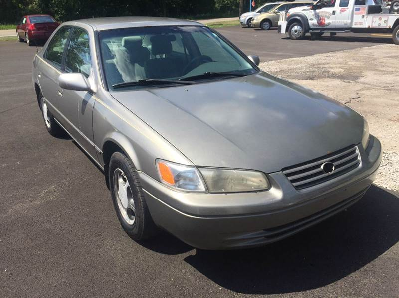 1997 Toyota Camry CE 4dr Sedan - Akron OH