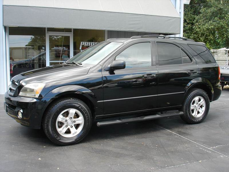 2006 kia sorento lx 4dr suv 4wd w automatic in nokomis fl. Black Bedroom Furniture Sets. Home Design Ideas
