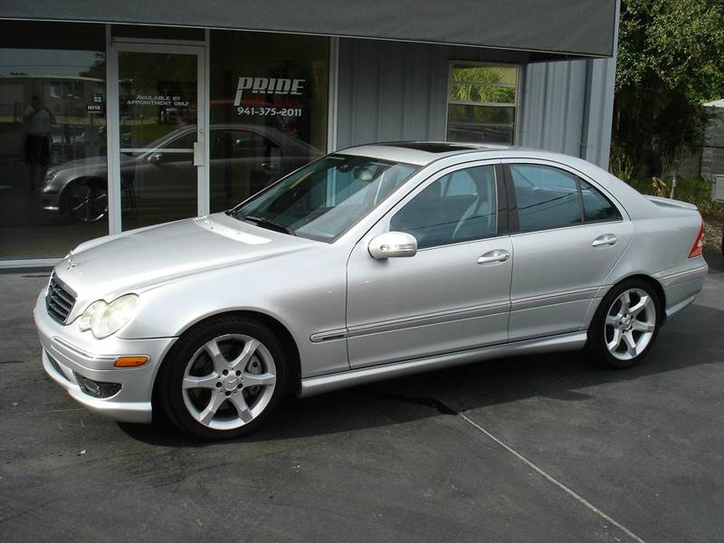 2007 mercedes benz c class c230 sport 4dr sedan in nokomis for 2007 mercedes benz c class c230