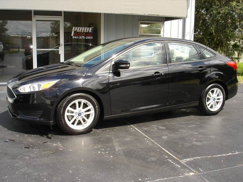 2016 ford focus se 4dr sedan in nokomis fl pride auto sales llc. Black Bedroom Furniture Sets. Home Design Ideas