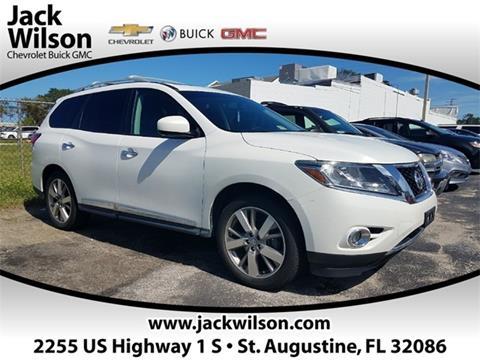 2013 Nissan Pathfinder for sale in Saint Augustine, FL