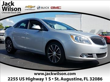 2017 Buick Verano for sale in Saint Augustine, FL